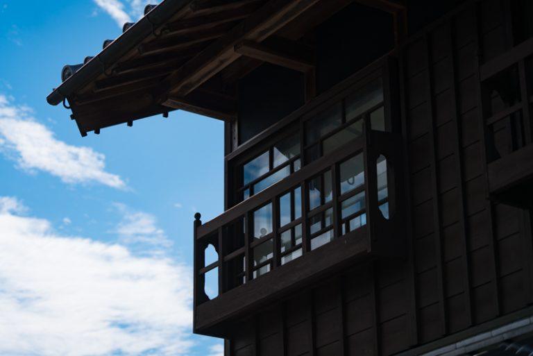 関宿 建物