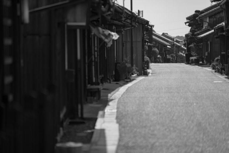 関宿 街並み